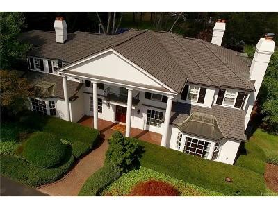 Bloomfield Hills Single Family Home For Sale: 41 Nantucket Drive