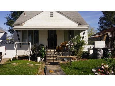 Detroit Single Family Home For Sale: 6506 Ashton Avenue