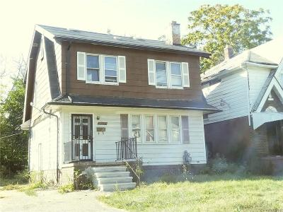 Detroit Single Family Home For Sale: 14601 Robson Street