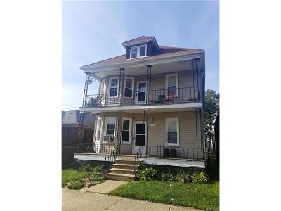 Hamtramck Multi Family Home For Sale: 11515 Lumpkin Street