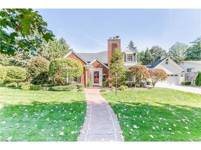 Dearborn Single Family Home For Sale: 3750 Eastham Road