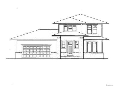 Royal Oak Single Family Home For Sale: 119 Woodside Road