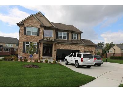 Commerce, Commerce Township, Commerce Twp Single Family Home For Sale: 2724 Wyncliff Court