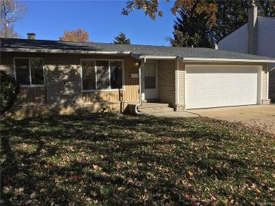 Superior, Superior Twp Single Family Home For Sale: 8647 Hemlock Court