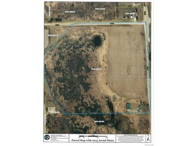 Hartland Twp Residential Lots & Land For Sale: 2255 Clark Road