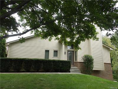White Lake Condo/Townhouse For Sale: 923 Roman Drive