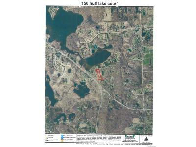Residential Lots & Land For Sale: 156 Huff Lake Court