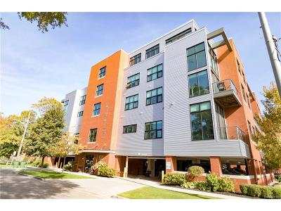 Royal Oak Condo/Townhouse For Sale: 100 N Center Street #206