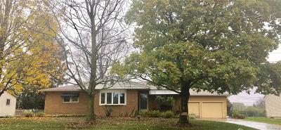 Oxford, Oxford Twp, Oxford Vlg Single Family Home For Sale: 161 Frederick Drive