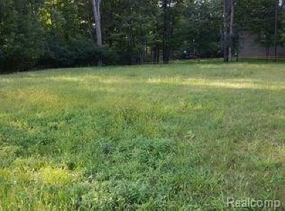 Residential Lots & Land For Sale: 20439 N Norwood Drive