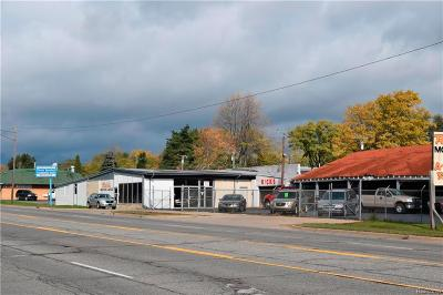 Oakland County Commercial For Sale: 870 Cesar E Chavez Avenue