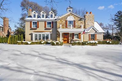 Birmingham Single Family Home For Sale: 932 Pilgrim Avenue