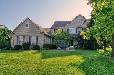 White Lake Single Family Home For Sale: 611 Kent Lane