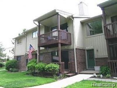 Grosse Ile, Gross Ile, Grosse Ile Twp Condo/Townhouse For Sale: 10228 Nancys Boulevard