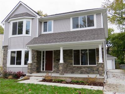 Berkley Single Family Home For Sale: 3083 Royal Avenue