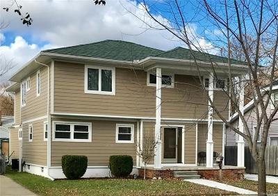 Berkley Single Family Home For Sale: 1845 Cummings Avenue