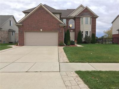 STERLING HEIGHTS Single Family Home For Sale: 33201 Glengary Court