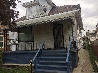 Hamtramck Single Family Home For Sale: 12008 Moran Street