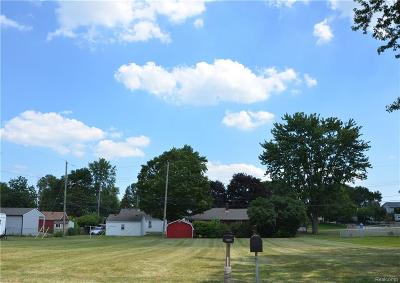 Gibraltar MI Residential Lots & Land For Sale: $35,000