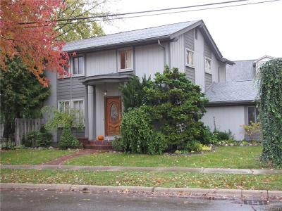 Birmingham, Bloomfield Hills Single Family Home For Sale: 615 Davis Avenue