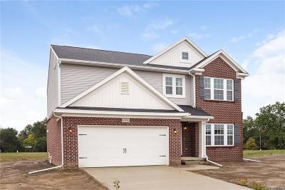 Taylor Single Family Home For Sale: 10530 S Island Lake Circle