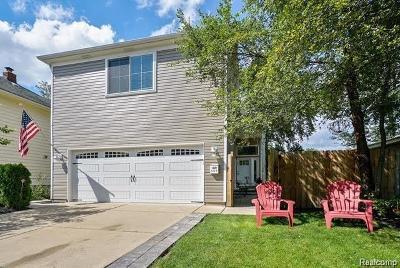 Birmingham MI Single Family Home For Sale: $444,000