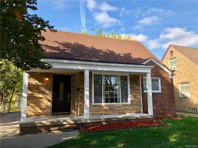 Dearborn, Dearborn Heights Single Family Home For Sale: 1562 S Gulley Road