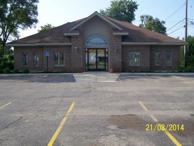 Oakland County Commercial Lease For Lease: 6637 Highland Road