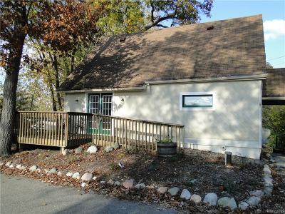 White Lake Single Family Home For Sale: 405 Lakeview Drive