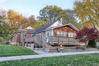 Royal Oak Multi Family Home For Sale: 516 N West Street