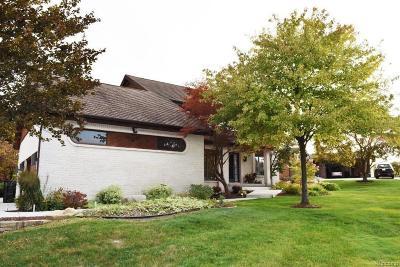ROCHESTER Single Family Home For Sale: 837 Brookwood Lane E