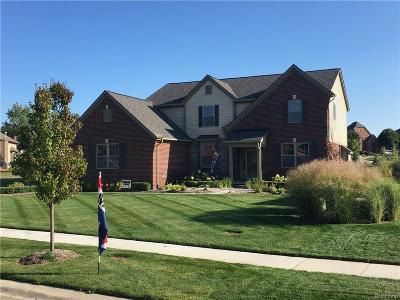 Oxford Single Family Home For Sale: 1561 Glass Lake Circle