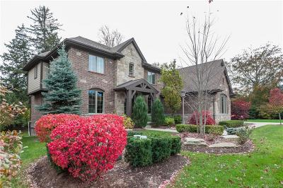 Bloomfield Hills Single Family Home For Sale: 10 Cranbrook Lane