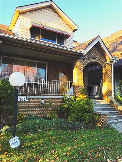 Hamtramck Multi Family Home For Sale: 5057 Caniff Street