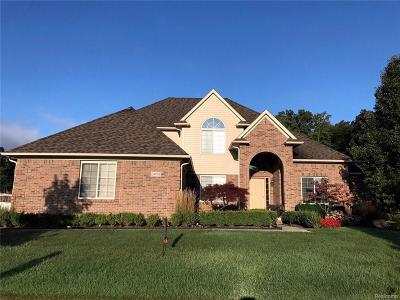 Shelby Twp Single Family Home For Sale: 54081 Cambridge Drive