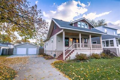 Ferndale Single Family Home For Sale: 346 E Cambourne Street