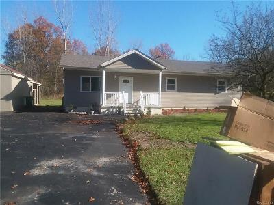 Huron Twp Single Family Home For Sale: 21307 Springhill Street