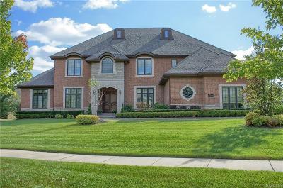 Novi Single Family Home For Sale: 47625 Cheltenham Drive