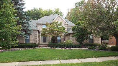 Novi MI Single Family Home Sold: $538,000