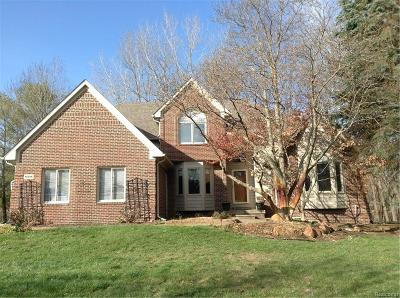 Single Family Home For Sale: 10226 Longford Drive