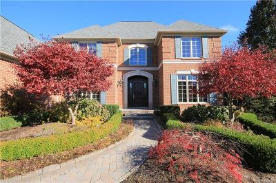 Bloomfield Twp Single Family Home For Sale: 2551 Ginger Court