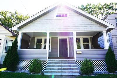 Ferndale Single Family Home For Sale: 500 E Lewiston Avenue