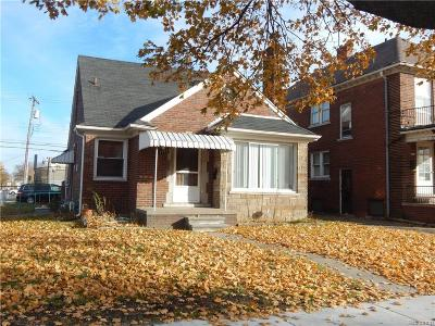 Dearborn Single Family Home For Sale: 7554 Normile Street