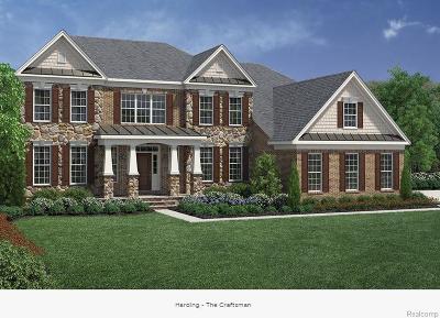 Northville Twp Single Family Home For Sale: 19074 Florissant Drive