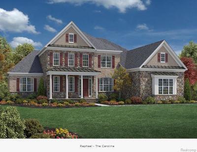 Northville Twp Single Family Home For Sale: 18930 Florissant Drive