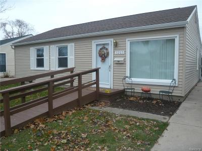 Trenton Single Family Home For Sale: 3265 N Stella Court