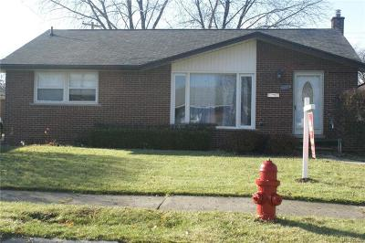 Garden City Single Family Home For Sale: 6533 Golfview