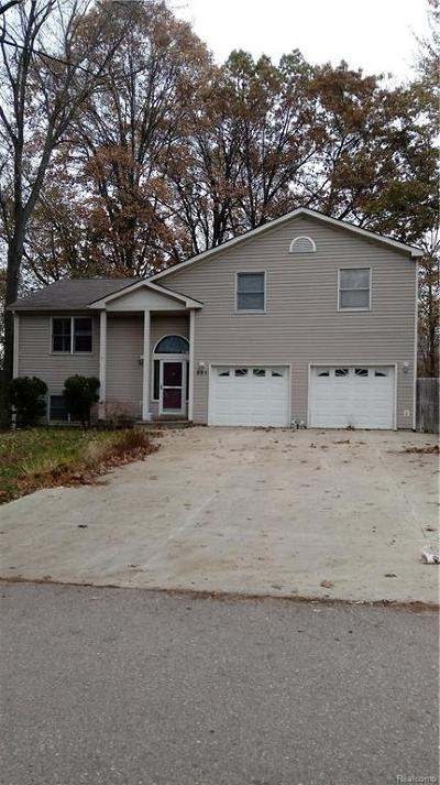 Waterford Twp Single Family Home For Sale: 890 Tyrone Avenue