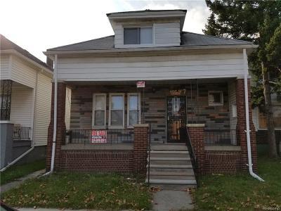 Hamtramck Single Family Home For Sale: 12147 Lumpkin Street