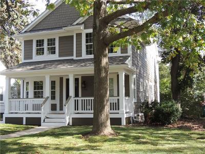 Royal Oak Single Family Home For Sale: 1700 N Blair Avenue